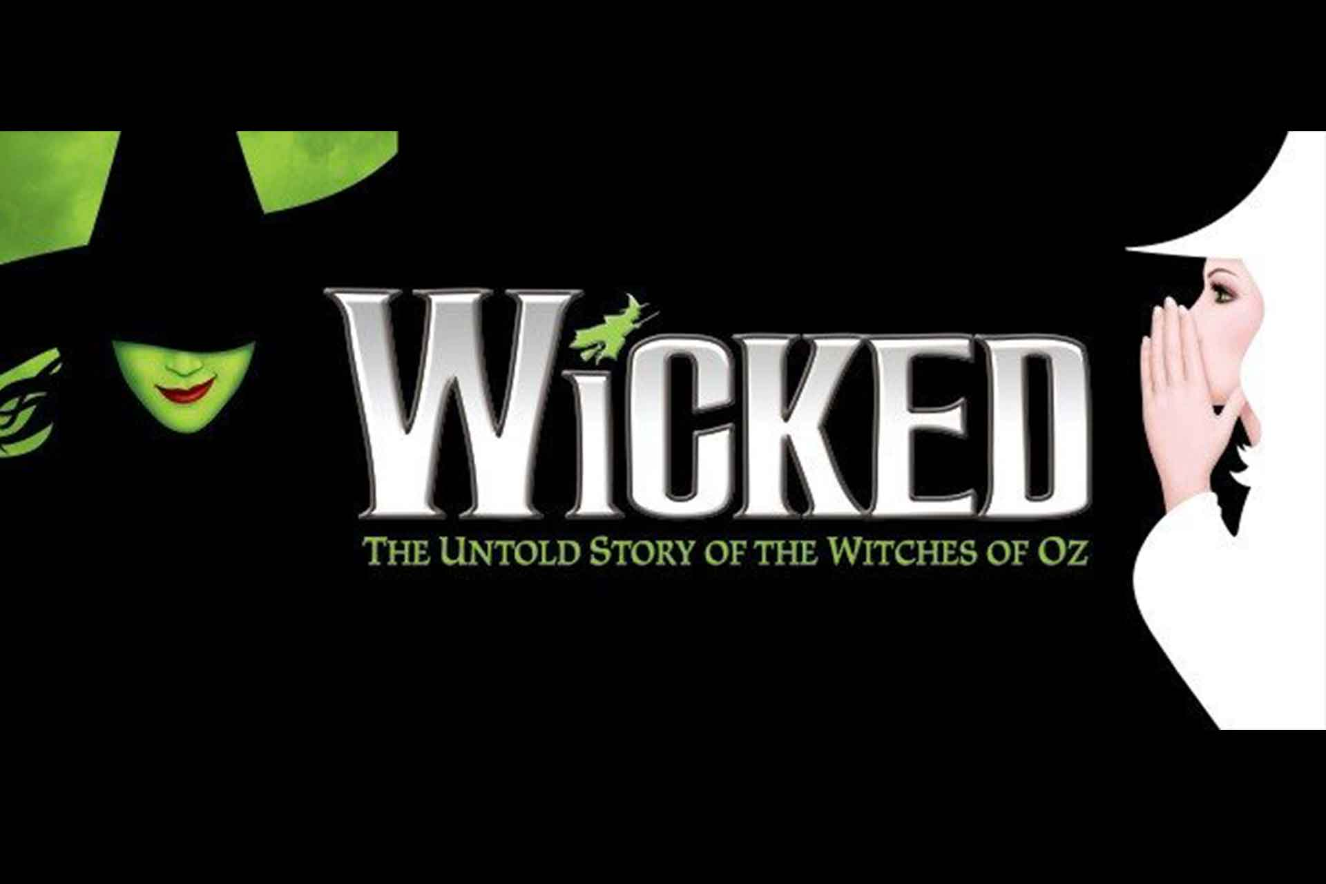 Wicked- musical logo