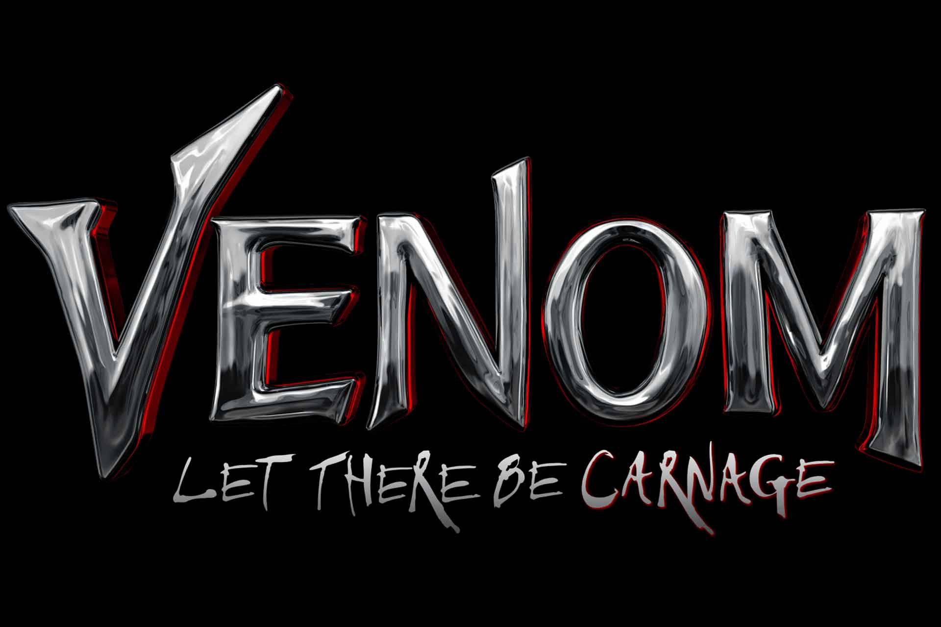 Venom- let there be carnage logo