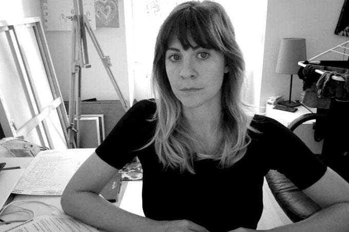 Eva Vasari, freie Illustratorin in Wien