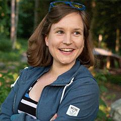 Maria-Xenia Hardt, freie Autorin, schreibt u.a. für lexfree