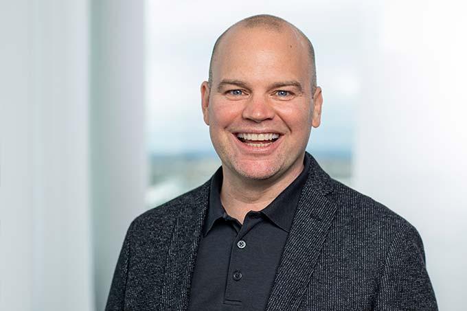 Portrait Christian Steiger, Geschätsführer Haufe-Lexware