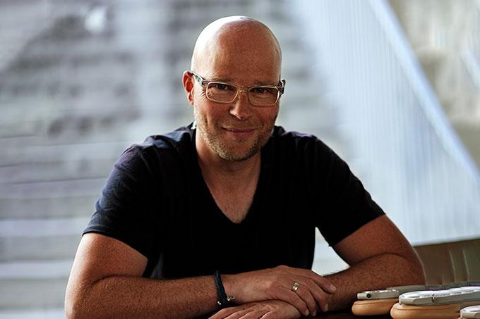 Ingo Stoll, Profi-Podcaster und Audiograf