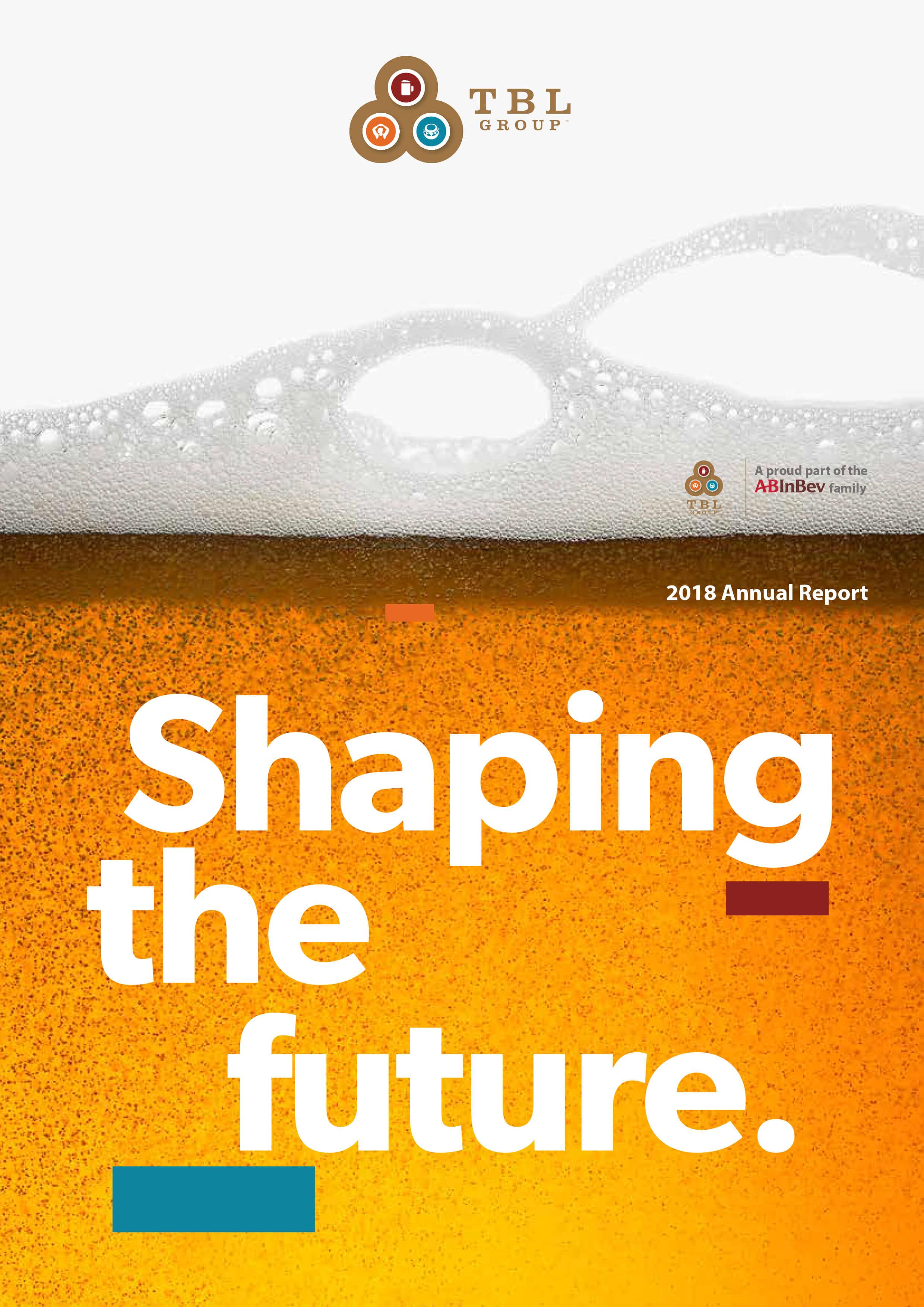 design design annual report TBLPlc/ william