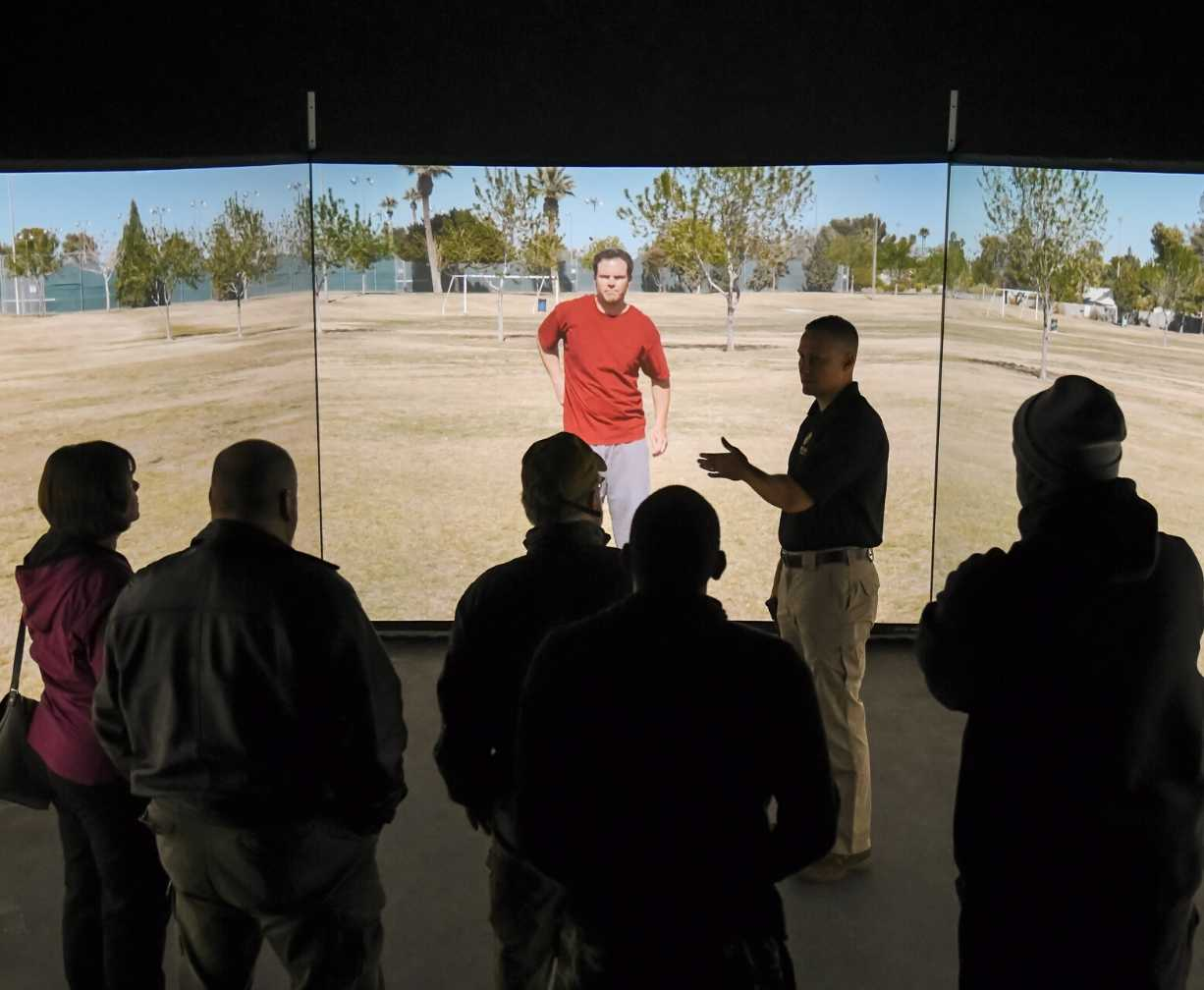 group-in-simulator
