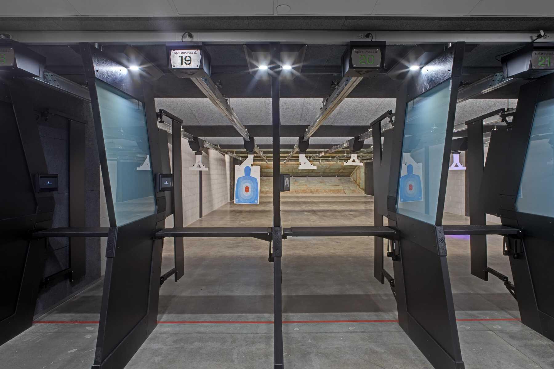 indoor-pistol-range