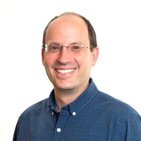A headshot photograph of Dr. Matt Goldman.