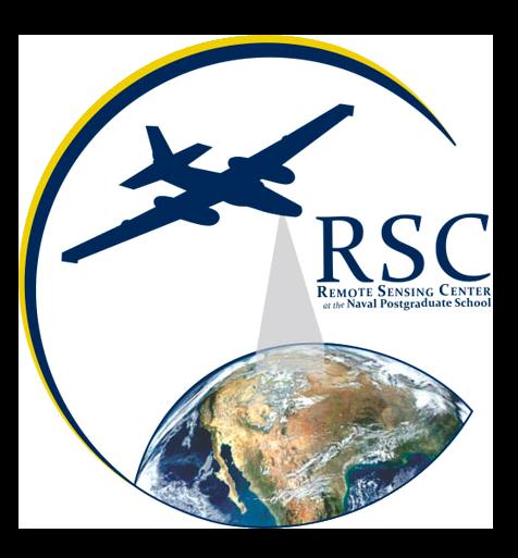 Remote Sensing Sensor Logo