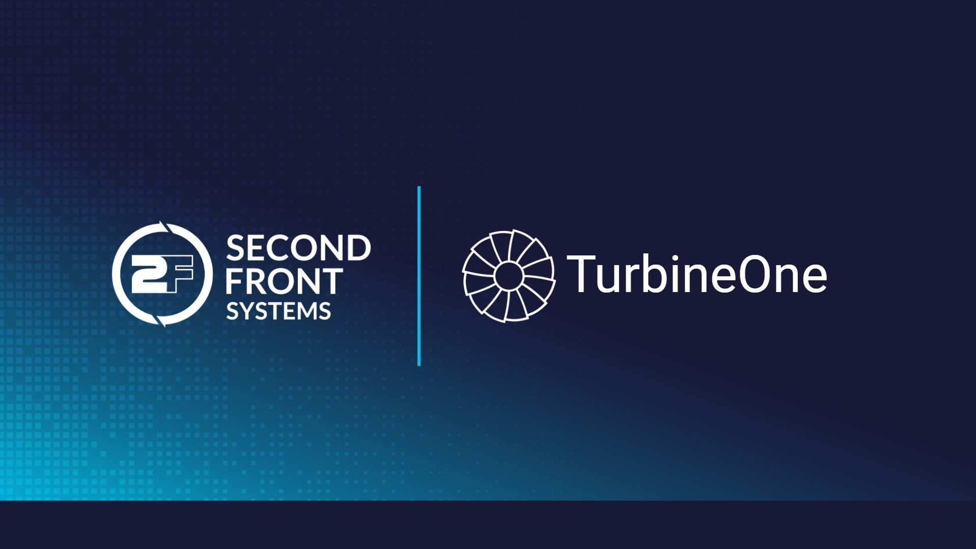Today, Second Front Systems, the leader in Acquisition Warfare software, and TurbineOne, the premier mission-driven tech lab, announced their partnership to deliver technical demonstrations and engineering-based assessments in support of acquisition decision-making for U.S. government agencies via the software platform Atlas Fulcrum.