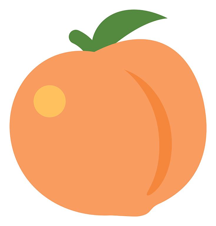 peaech icon