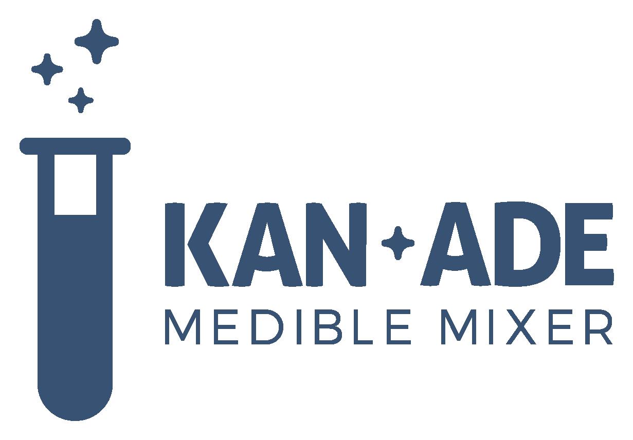 kan+ade logo blue