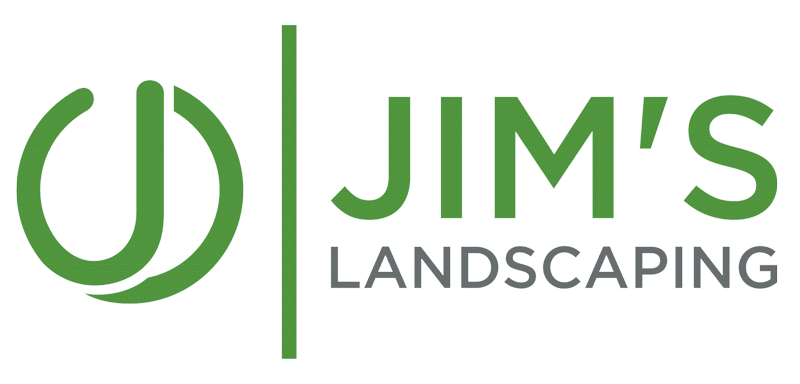 Jim's Landscaping logo