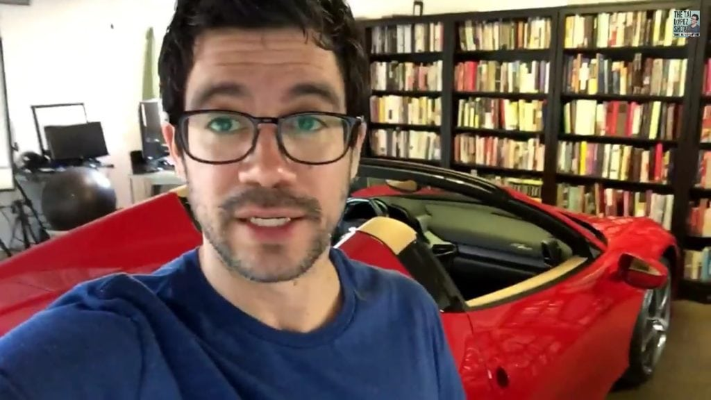 Tai Lopez read a book a day steps to success fraud