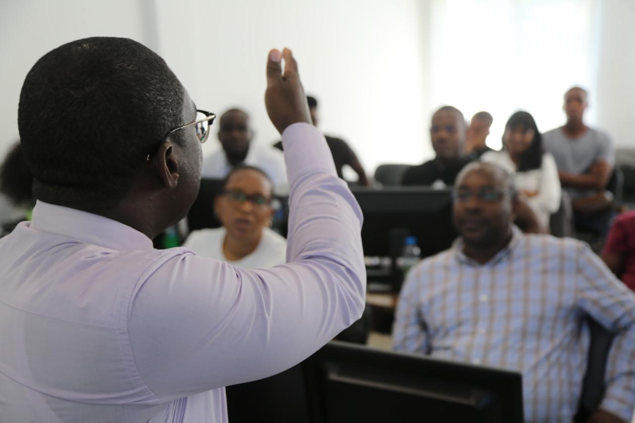 nDemand | Training in Huambo and Luanda, Angola, exploring digital journalism