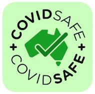 Covid safe app icon