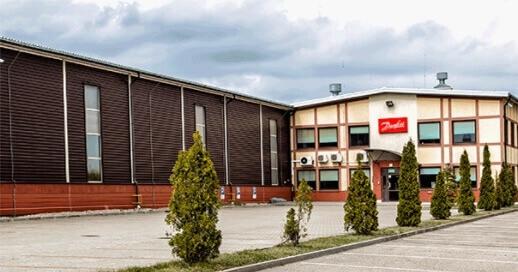 Siedziba Danfoss Poland