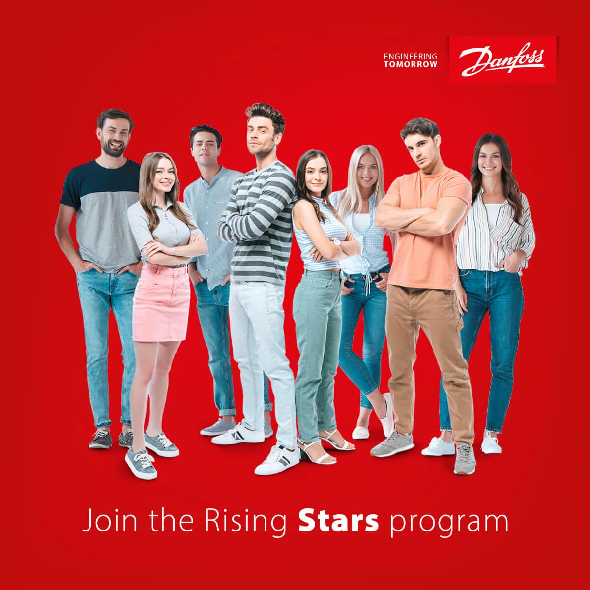 Danfoss Regional Rising Stars Program - Digital Marketing (Digital Customer Experience)