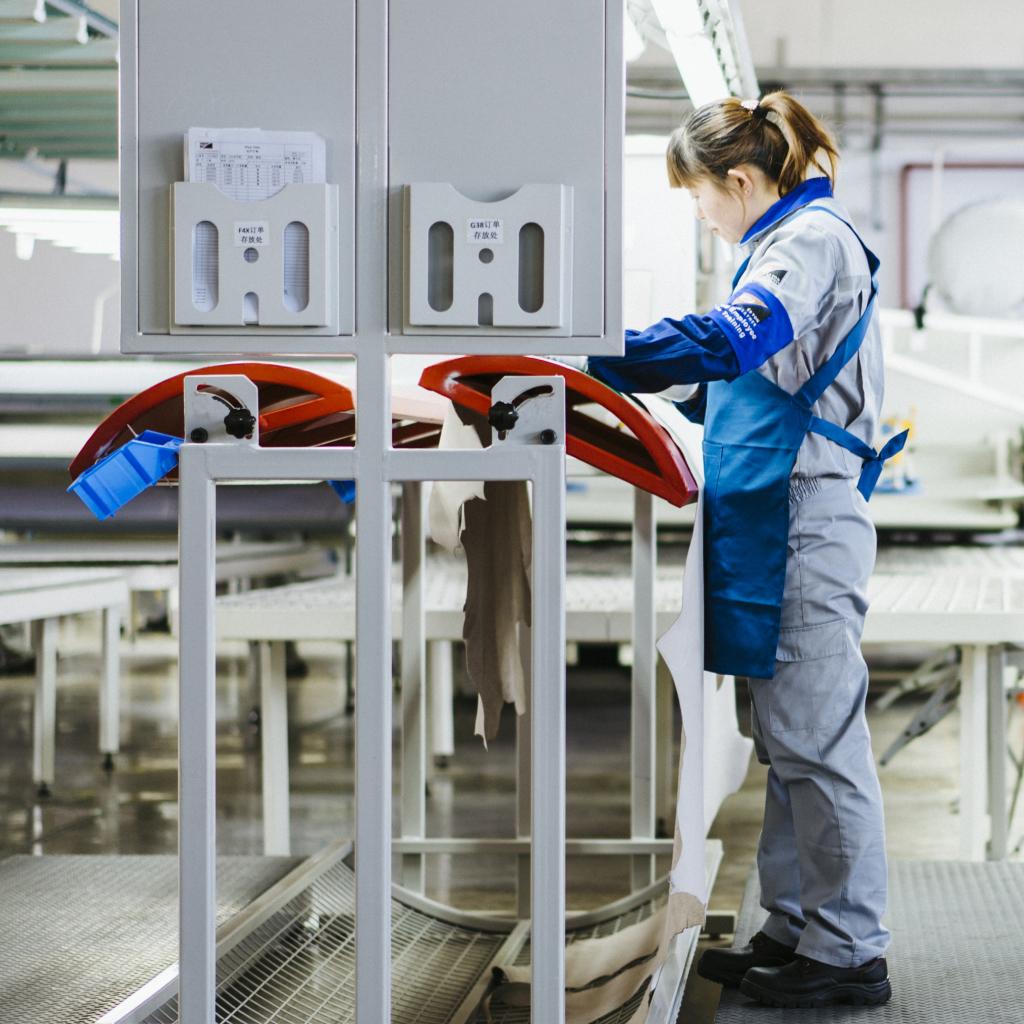 Pangea manufacturing employee