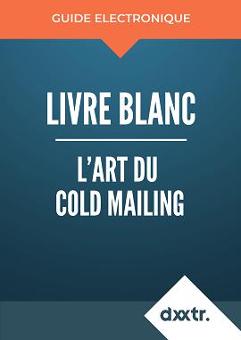 Livre blanc l'art du cold mailing