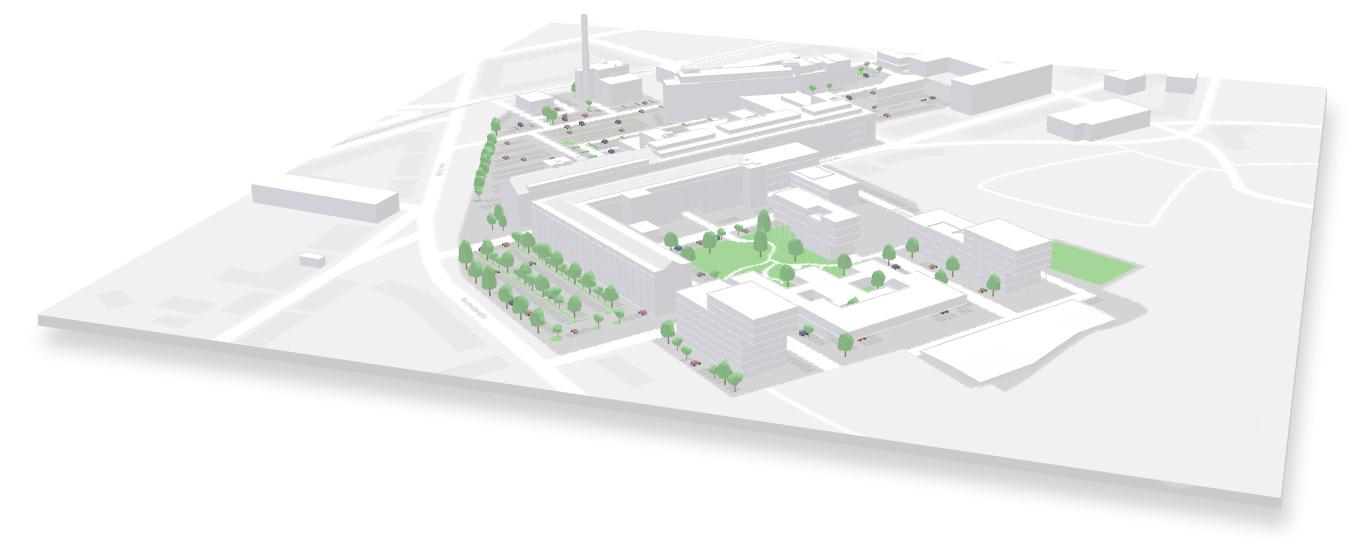 Raumfabrik Durlach Karte Maps