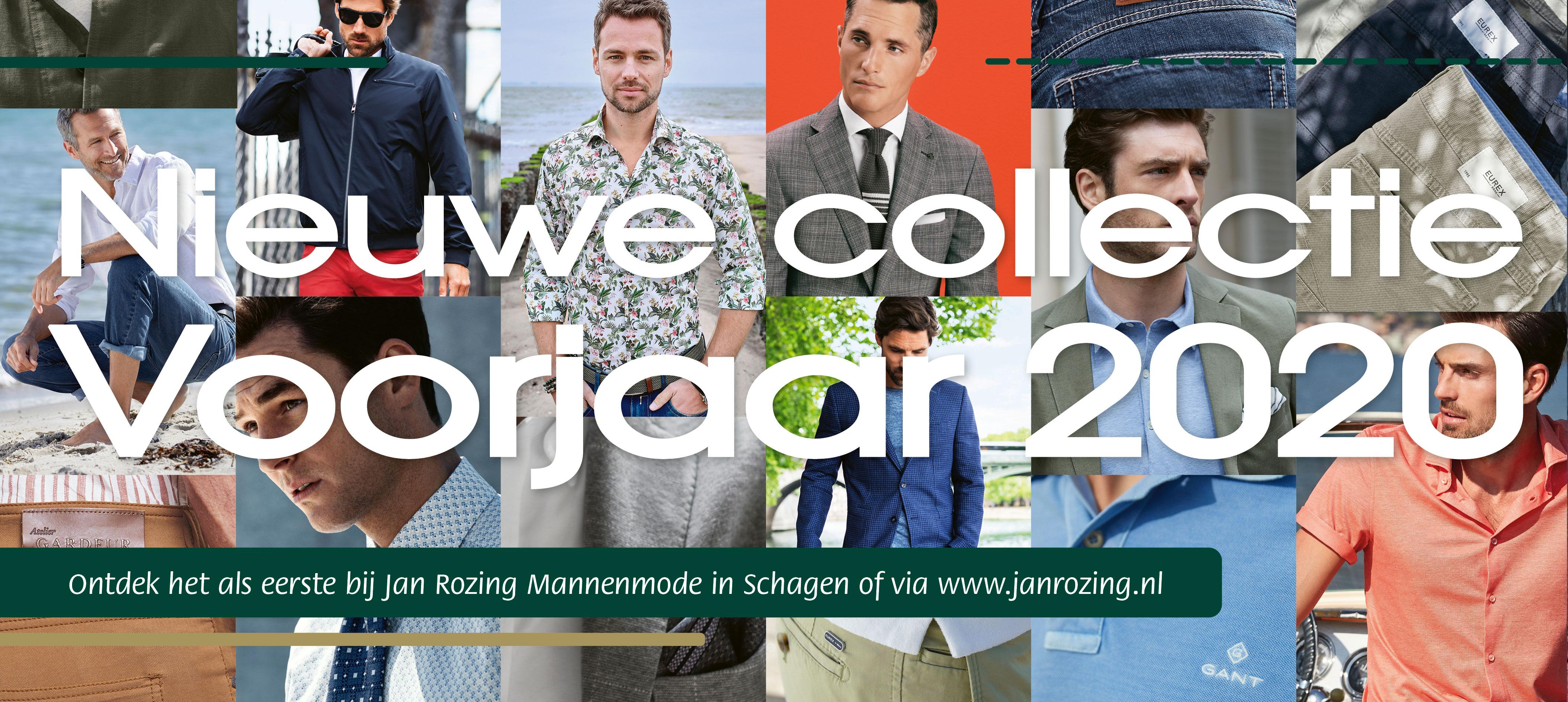 Jan Rozing Mannenmode – óók stijlvol online!