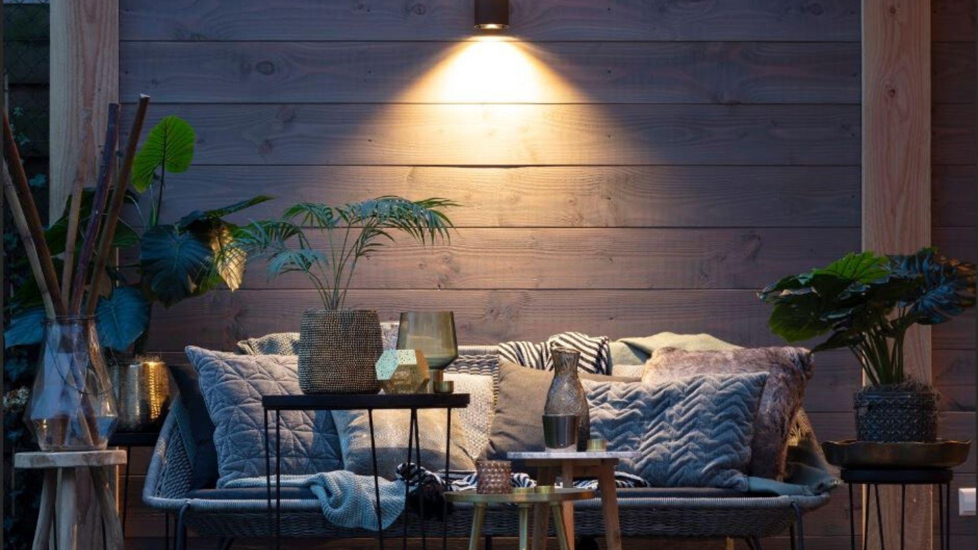 Zet uw tuin in de spotlights!