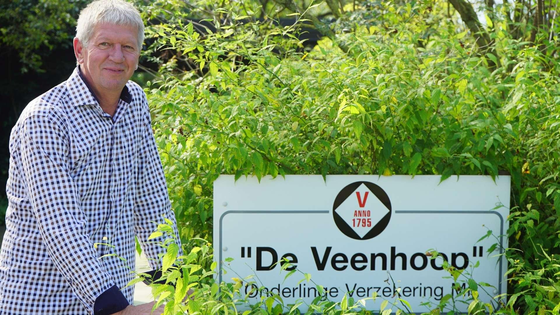 Onderlinge De Veenhoop, de oudste schade verzekeraar  van Nederland