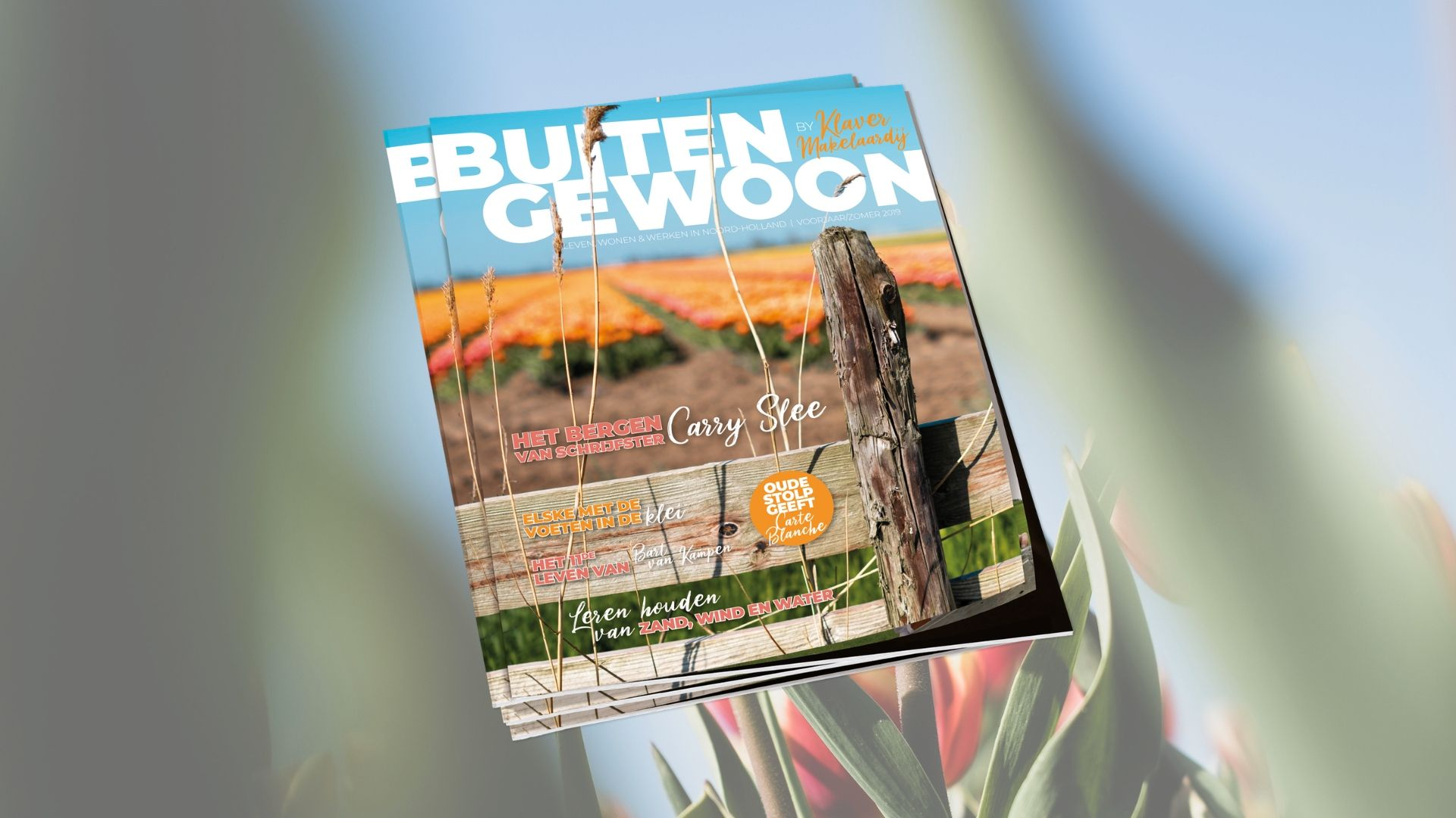 BUITENGEWOON Magazine voorjaar/zomer 2019