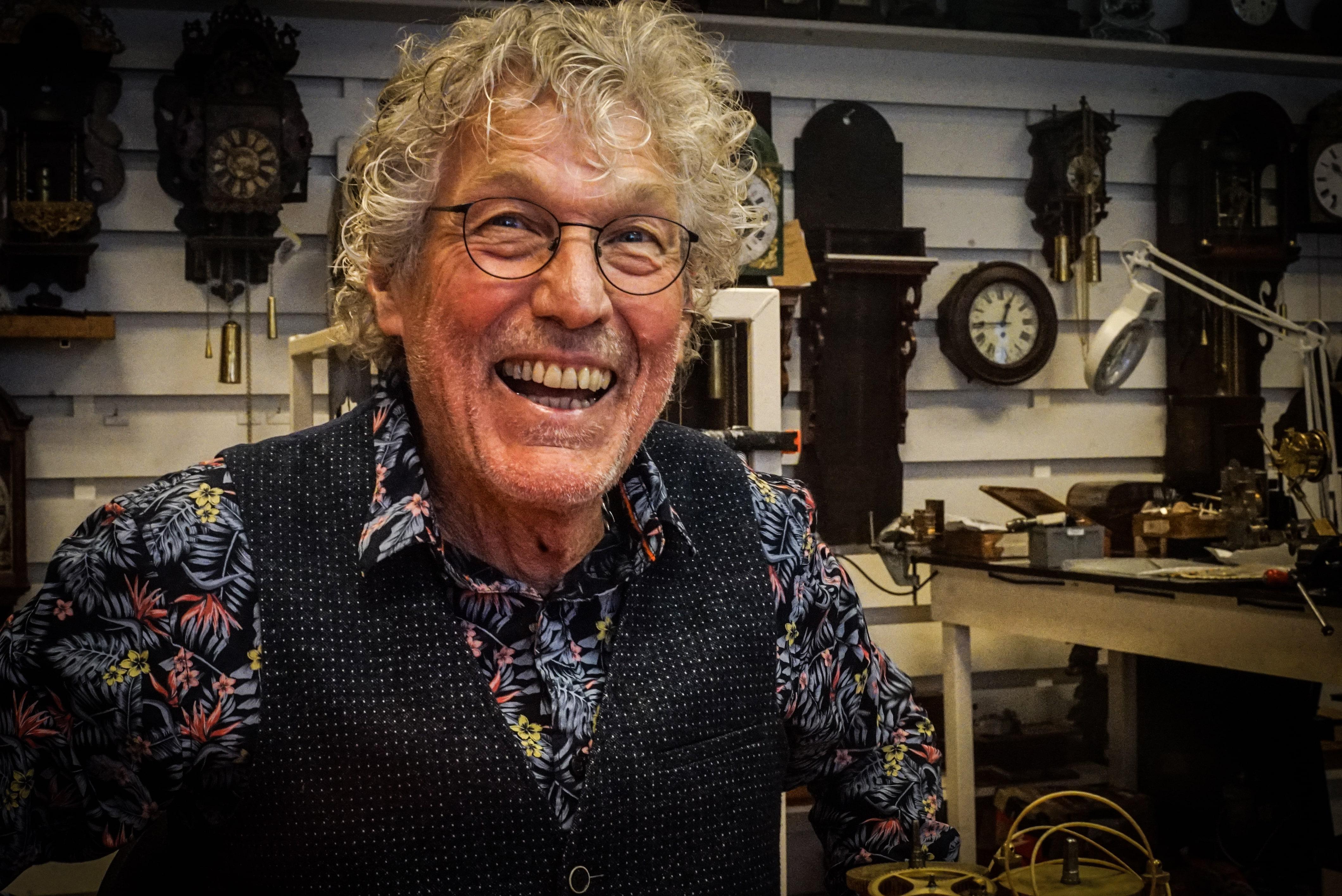 8 vragen aan Henk Houkes: 'Ik heb van mijn beroep mijn hobby gemaakt'