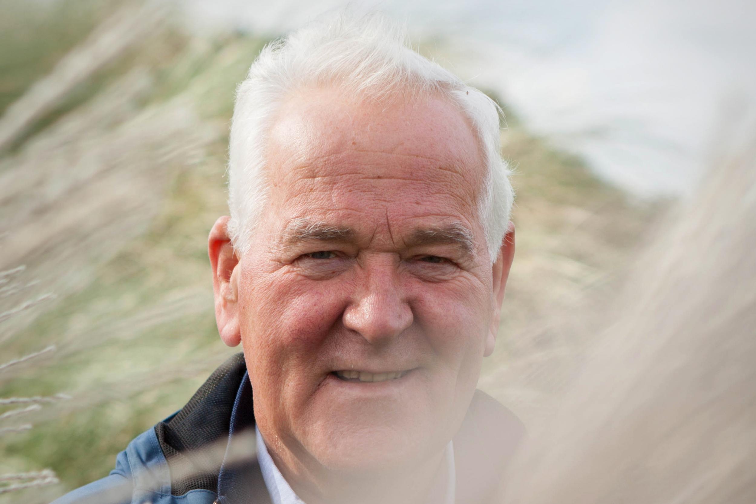 """Jan Ranzijn: """"Ga naar buiten, wandelen, de natuur in. Binnen vind je het niet"""""""