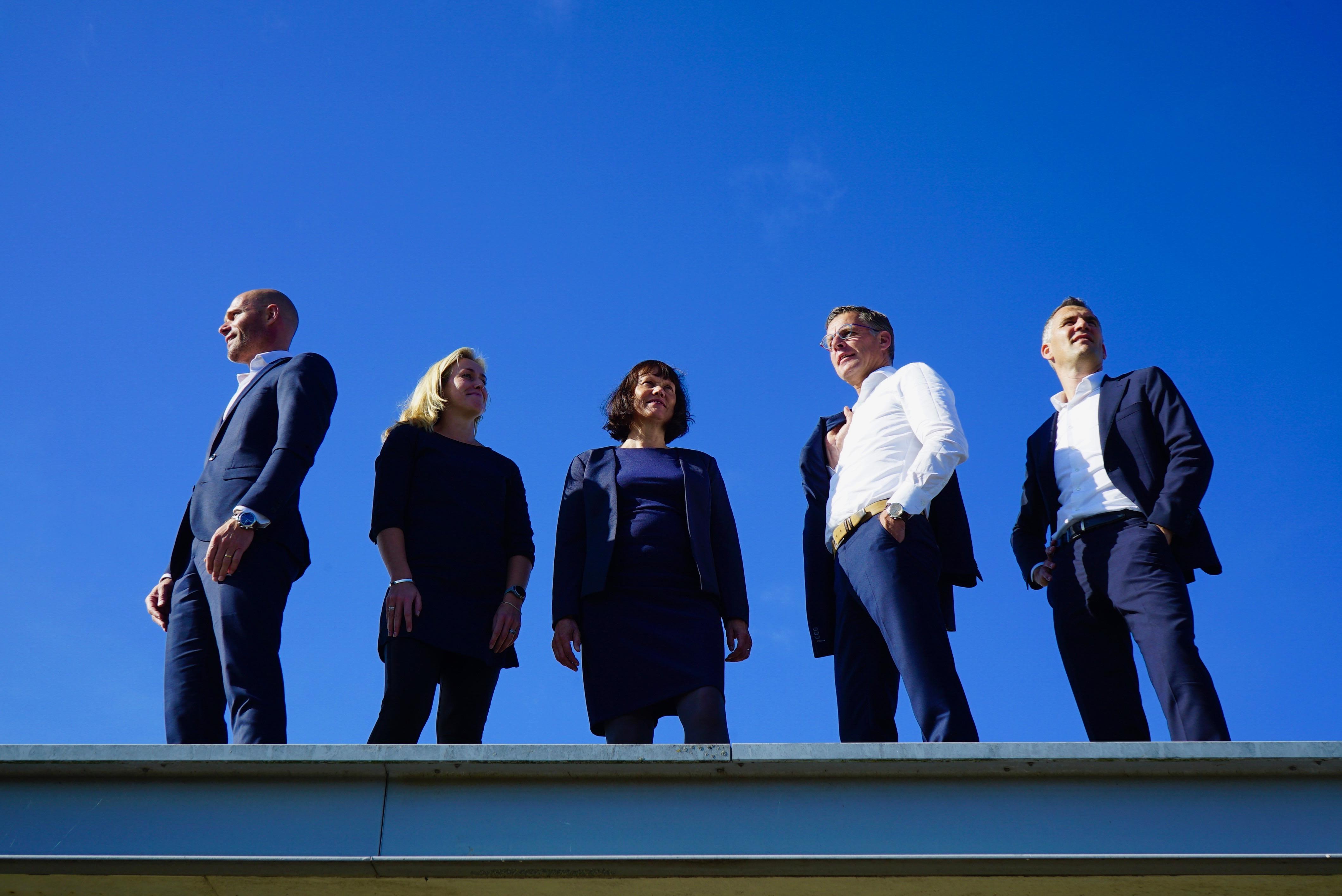De pitbulls van Company & Living Finance: 'We laten pas los als het geregeld is'