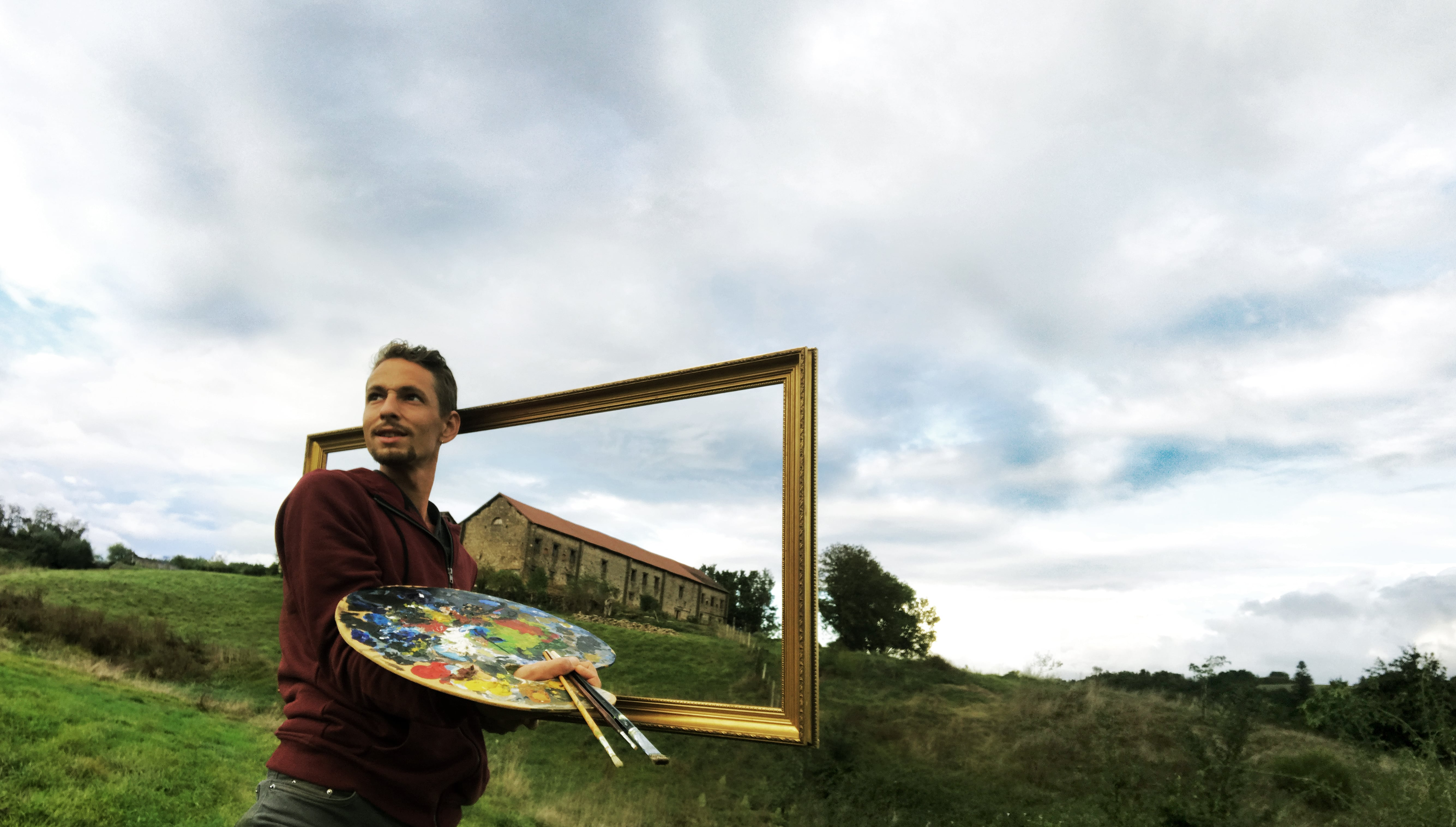 Kunstenaar Thijme Termaat: La fabrique artistique