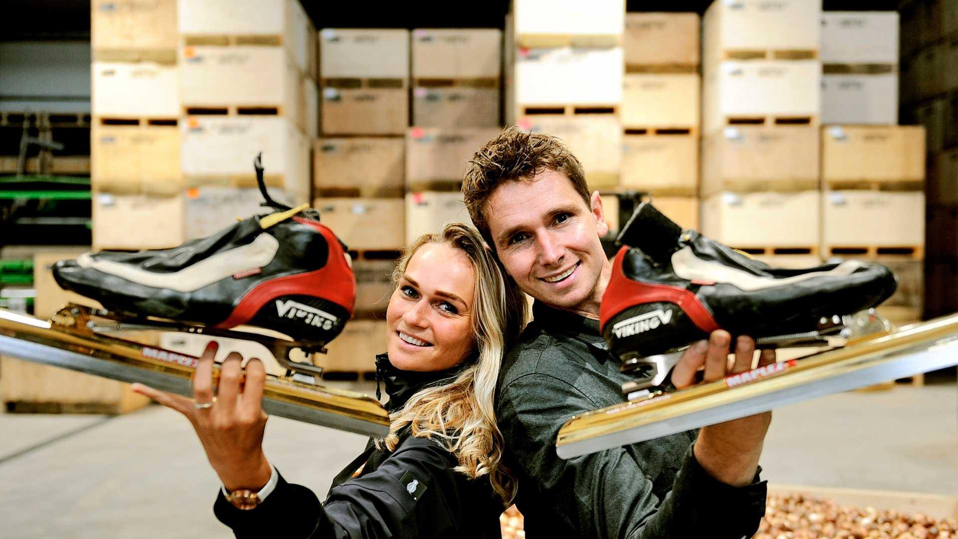 Simon & Irene Schouten