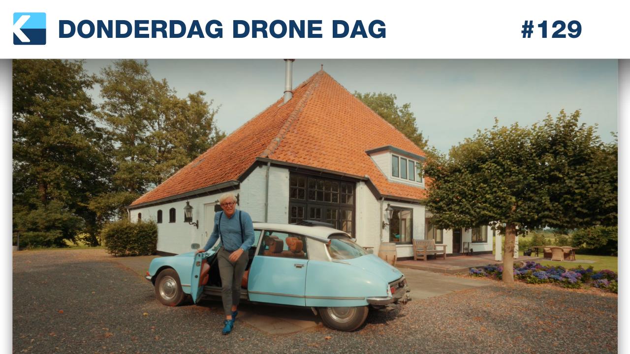 Donderdag Drone Dag #129