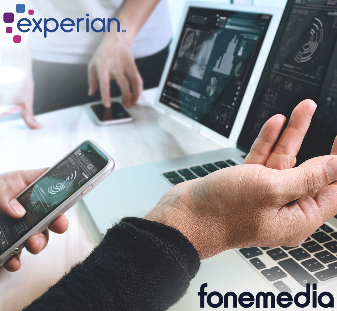 Fonemedia Mobile Marketing, Experian Partnership