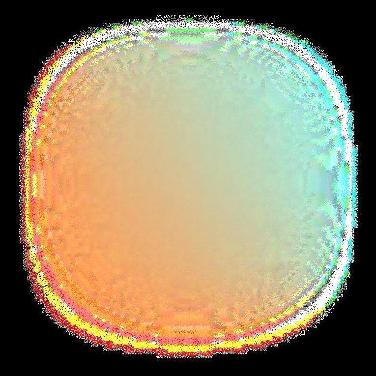 Illustration blur gradient
