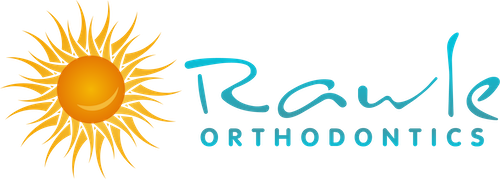 Rawle Orthodontics Logo - Sun With Rawle Orthodontics Text
