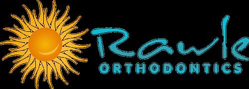 Rawle Orthodontics Logo - Sun With Rawle Orthodontics Text