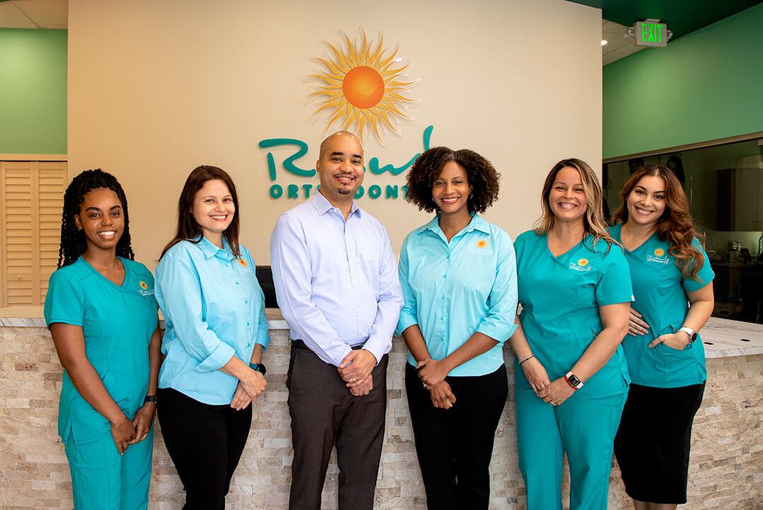 Rawle Orthodontics Team