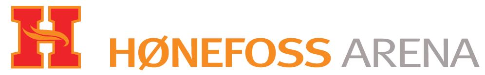 Hønefoss Arena logo
