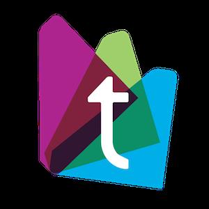 Trivium Interactive T logo