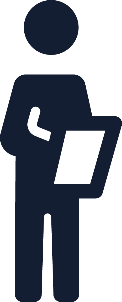 person icon - This meeting has six essential purposes