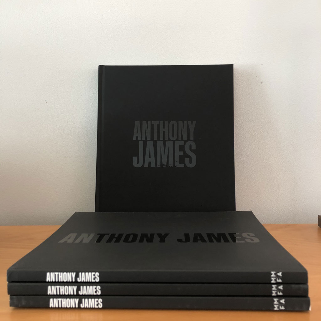 Anthony James book