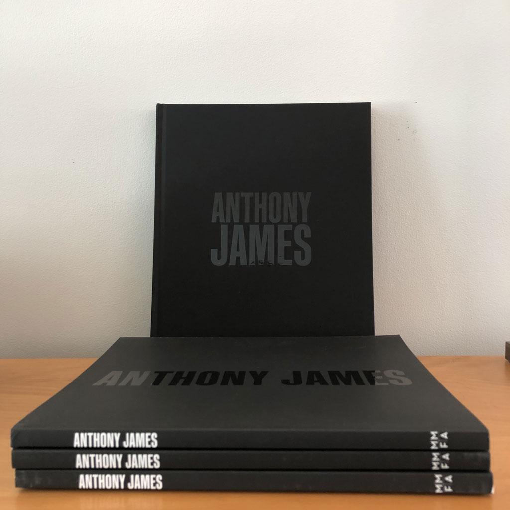 Anthony james books