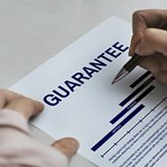 When is an SBA Guarantee Legally Unenforceable?