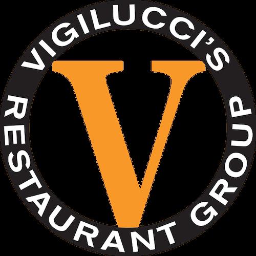 Vigilucci's Restaurant Group logo.