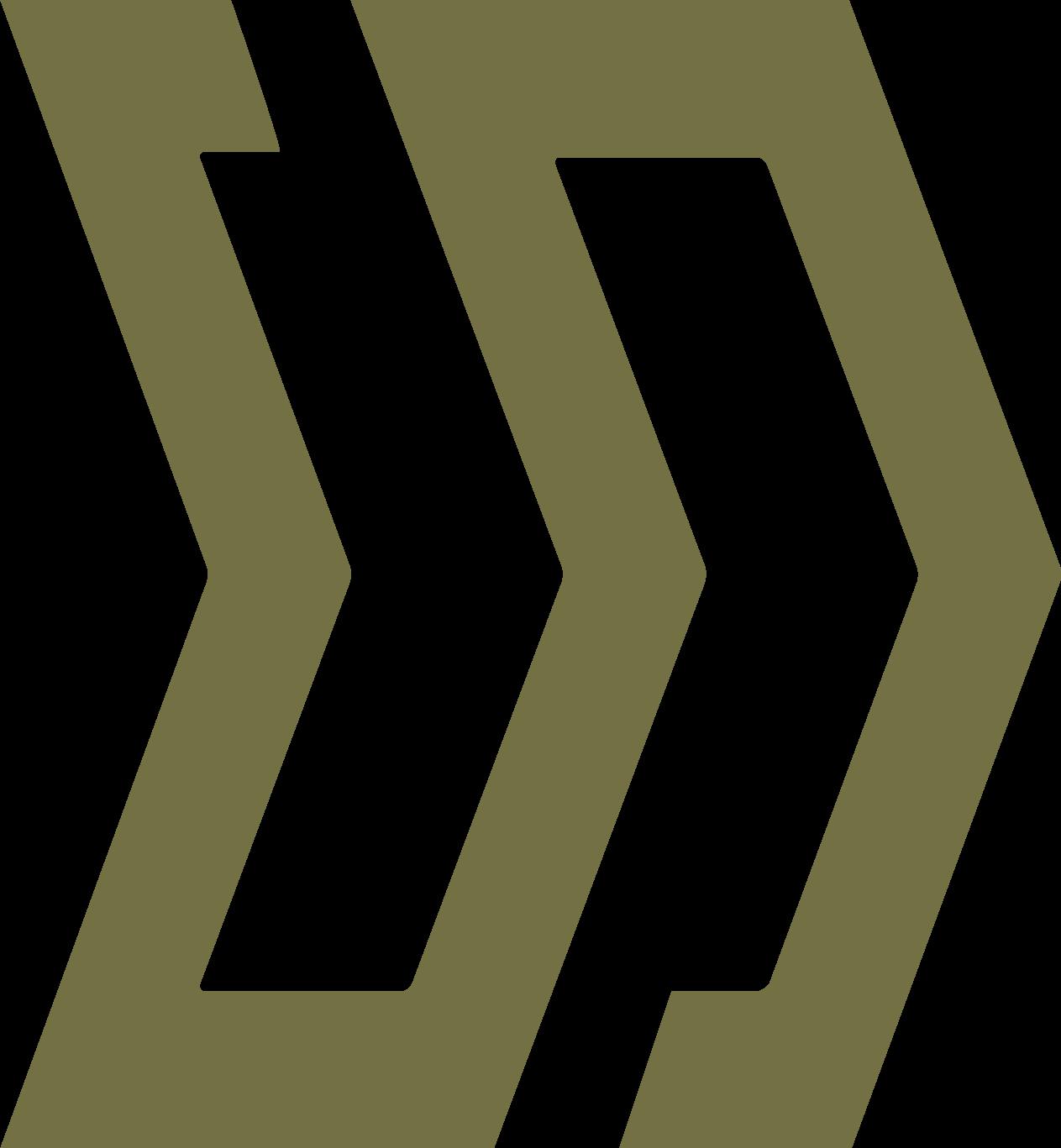 Triangle Decoration in Donate Block