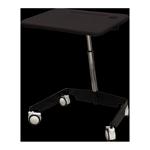 Kore Sit-stand Mobile Student Desk Black