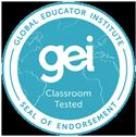 GEI Award badge