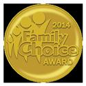 Family Choice Award Badge