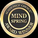 Mind Spring Award Badge